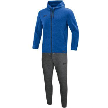 JAKO Joggingpak met kap Premium Basics M9729