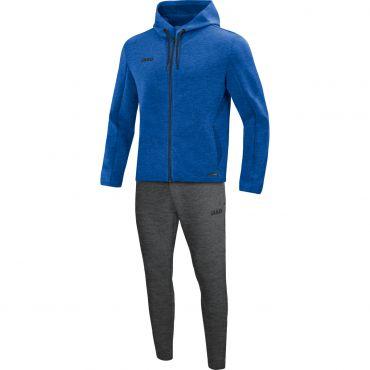 JAKO Joggingpak met kap Premium Basics M9729-04
