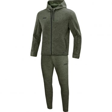 JAKO Joggingpak met kap Premium Basics M9729-28