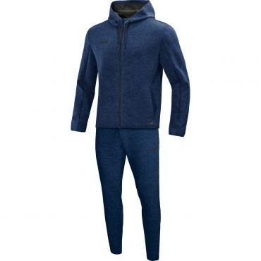 JAKO Joggingpak met kap Premium Basics M9729-49